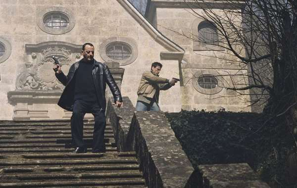 The Crimson Rivers 2 Jean Reno