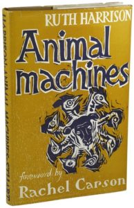 libro Animal Machines: libertades de los animales