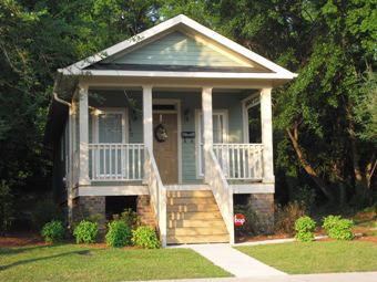 Small homes comprise a small market segment.