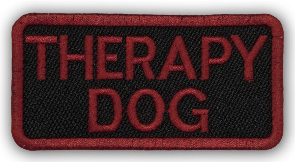 red-therapy-dog