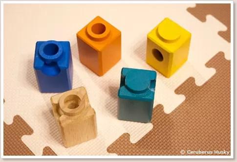 いろいろなブロック