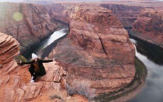 Horseshoe Bend en Arizona, Estados Unidos