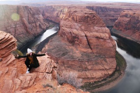 Horseshoe Bend en Arizona, Estados Unidos