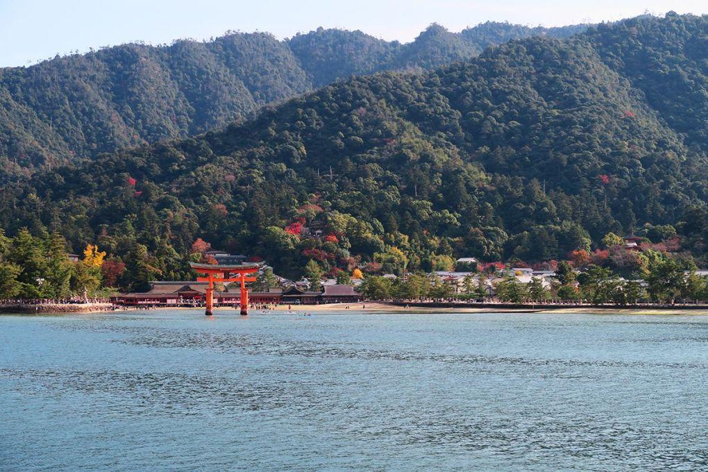 Guía de viaje: Miyajima