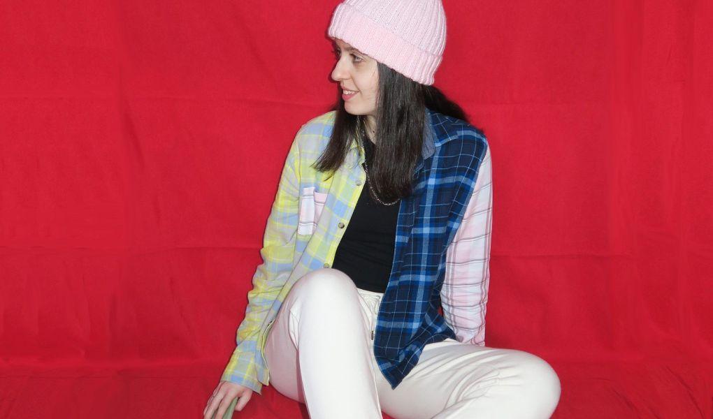 Tutorial reciclaje ropa: DIY camisa patchwork