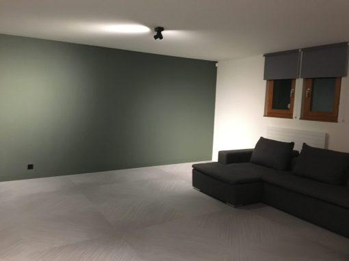 Salon avec sol Arkit