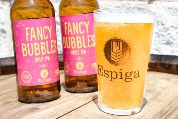 Fancy Bubbles, Brut IPA