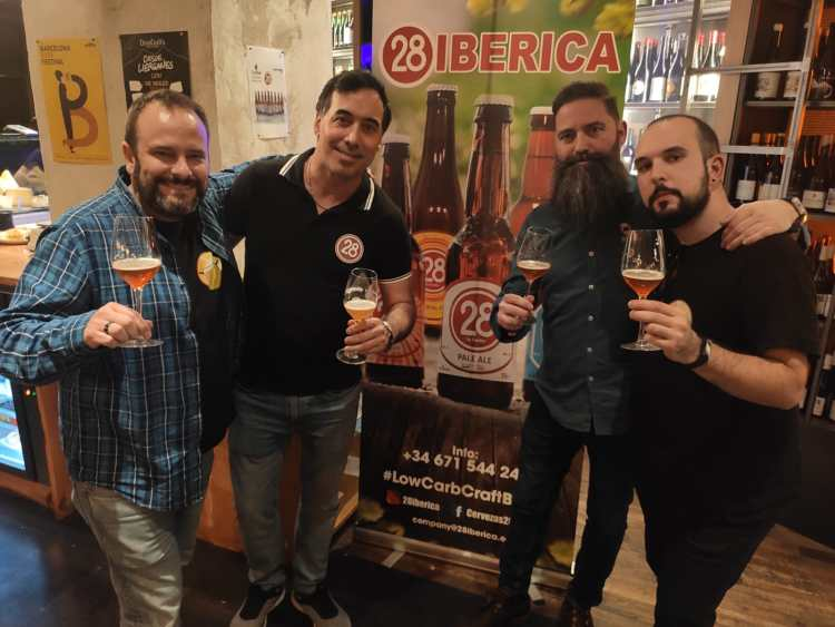 28 Ibérica y Toccalmatto
