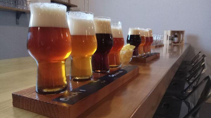 Cata visita Cervecera Península