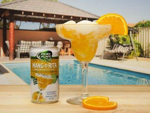 Beer Float Mango Vanilla Bud Light