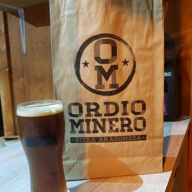 matadragones, ordio minero en Cervezarte