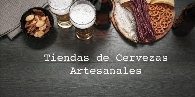 Tiendas de cervezas artesanales