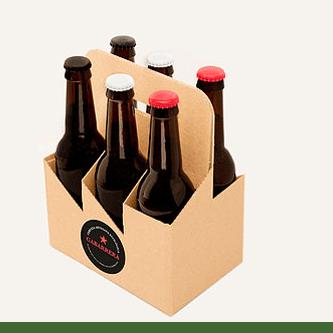 Pack de 6 botella de la variedad La Maliciosa