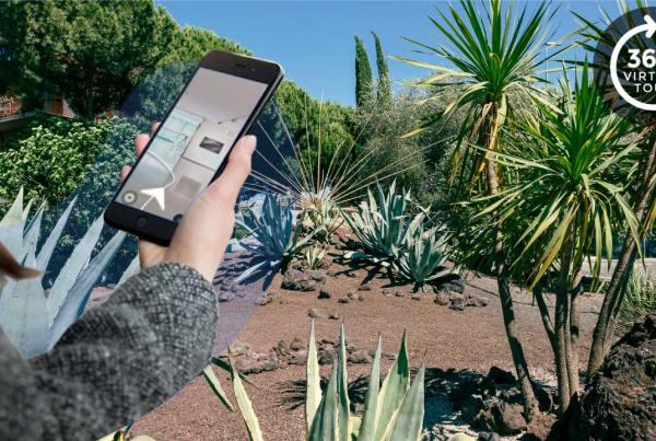 virtual tour cervia città giardino 2021