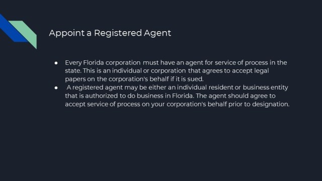 How to Form a Corporation in Florida 4
