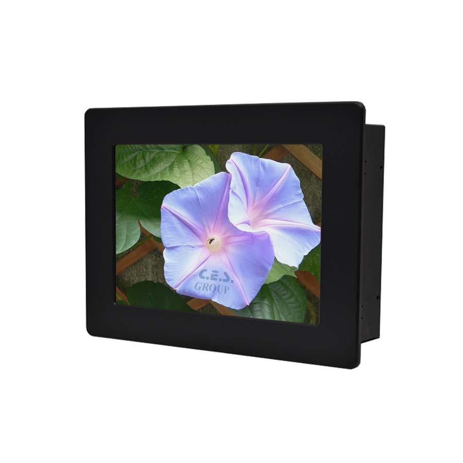 6.5インチ パネル取付デザイン産業用LCDモニター