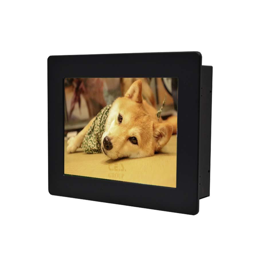 8.4インチ パネル取付デザイン産業用LCDモニター