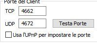 UPNP-PORTE