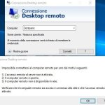Desktop Remoto in Windows 10 Home