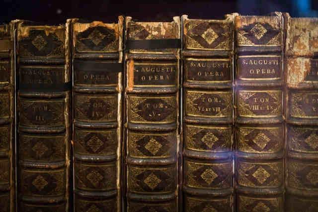 antiguos archivos heráldicos