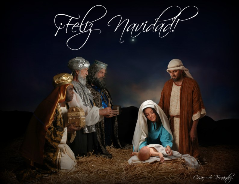Reflexionemos sobre Jesús en esta navidad.