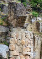 Toledo: Estribo del acueducto romano
