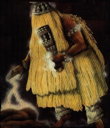 Òrìsá Omolú-Obaluwaíyè
