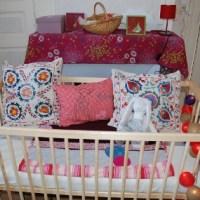 Un lit bébé bio et écolo