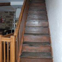 Avant/après escalier