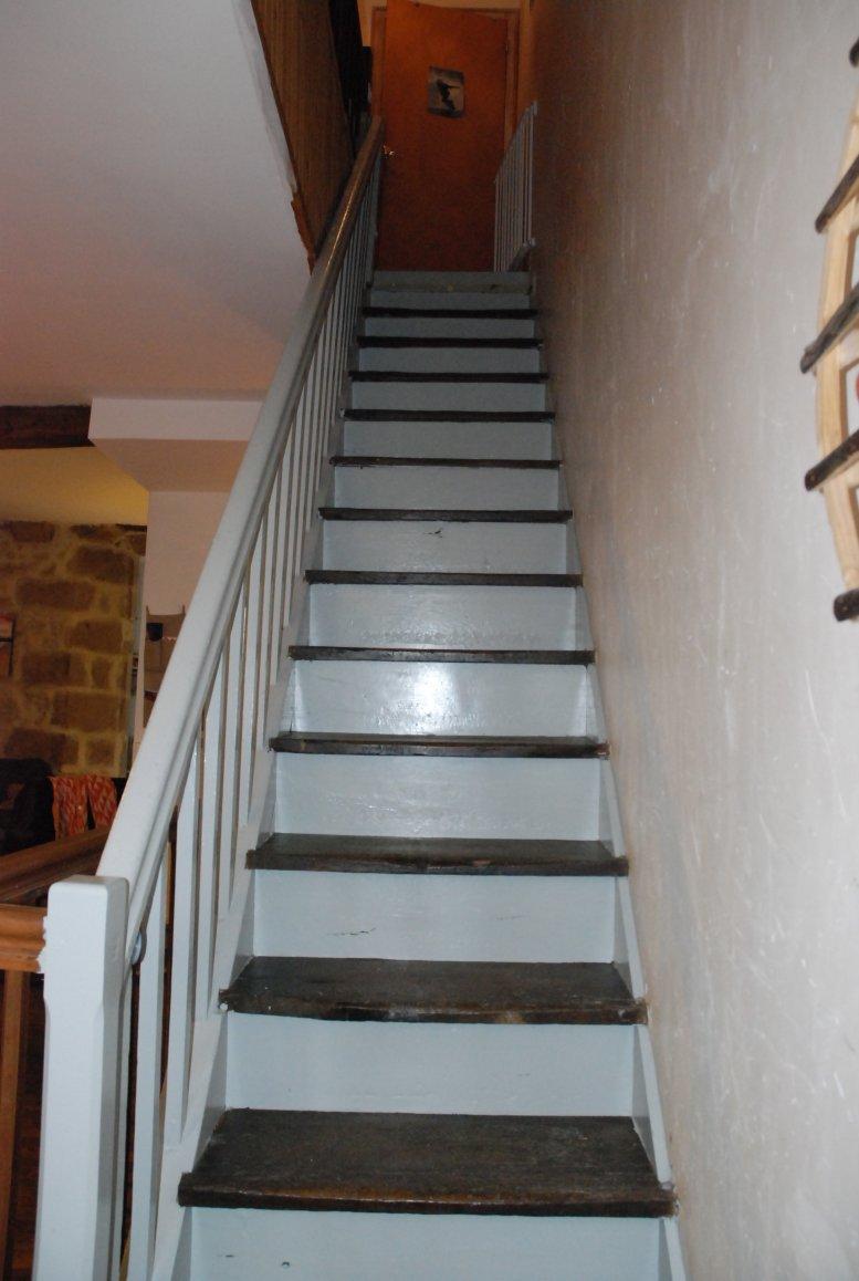 Peindre Un Escalier Ce Serait Le Bonheur