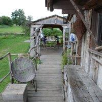 Dans une cabane en Corrèze