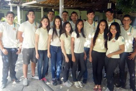 Estudantes do CESF aprovados e classificados no Exame Classificatório do IFPI, CAMPUS de Valença do Piauí