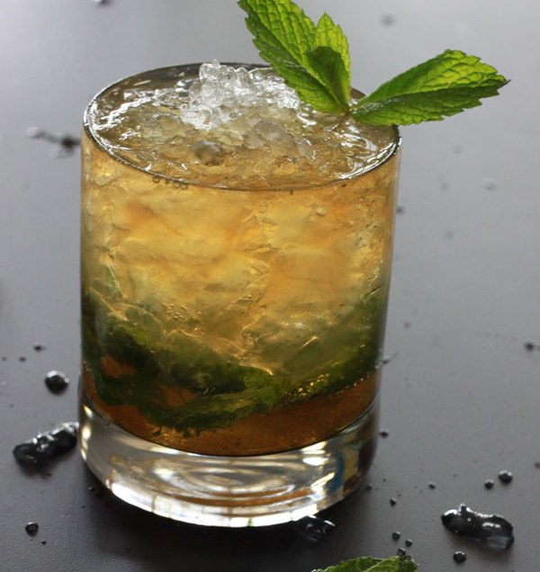 Cocktail Mint Julep