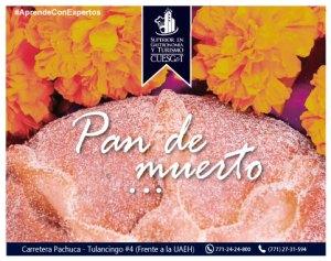 Pan de Muerto y Flor de Cempasúchil
