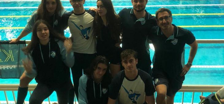Campeonato Autonómico Junior y Absoluto de Invierno de natación.