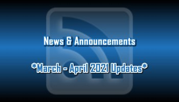 March-April 2021 Updates - News & Announcements from C. E. Snyder Marketing LLC