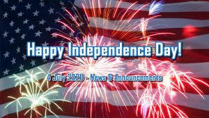 4 July 2020 - News & Announcements from C. E. Snyder Marketing LLC