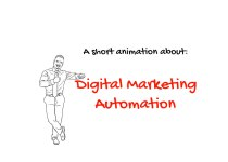Automation Animation - Digital Marketing Strategies by C. E. Snyder Marketing LLC