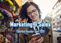 Marketing And Sales - Charles Snyder Raw #23: It's unscripted, unplanned and uncooked!