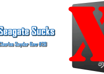 Seagate Sucks - Charles Snyder Raw #29: It's unscripted, unplanned and uncooked!