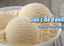 Don't Be Vanilla - Charles Snyder Raw #32: It's unscripted, unplanned and uncooked!