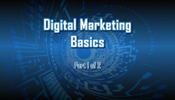 Digital Marketing Basics - Part 1: You don't know what you don't know! This was the first lesson I had to learn about online marketing and it was costly...
