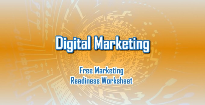 Free Marketing Readiness Worksheet by C. E. Snyder Marketing LLC - Helping you get more customers!