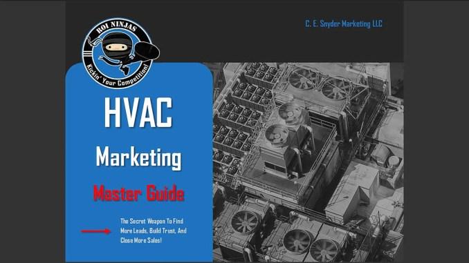 ROI Ninjas: HVAC Marketing Master Guide