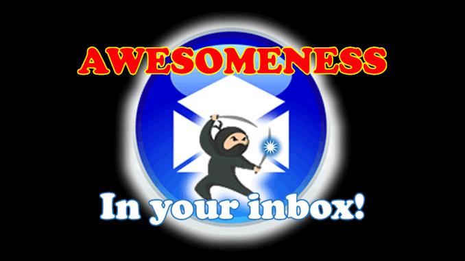 Marketing Ninja Weekly Kicks by C. E. Snyder Marketing LLC - Awesomeness in your inbox!