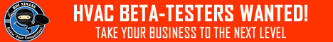 HVAC Beta-Testers Wanted for ROI Ninjas by C. E. Snyder Marketing LLC