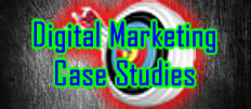 Digital Marketing Case Studies Launched