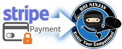 Automatically capture secure payment online with Stripe and ROI Ninjas