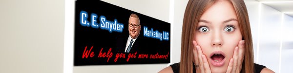 Direct Response Marketing by C. E. Snyder Marketing LLC - Simple, stress-free online marketing that delivers results!
