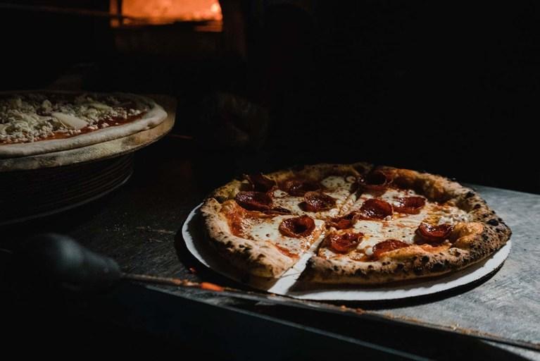 Pizzeria chez etienne dans le panier